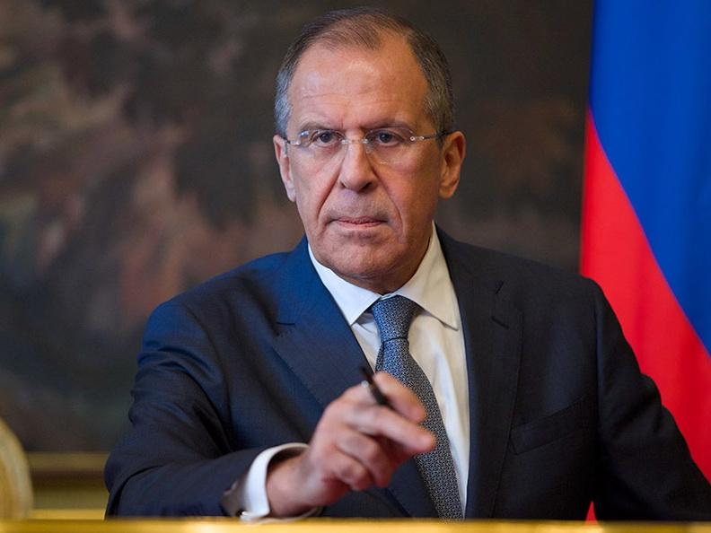 Лавров назвал безответственными санкции США против Ирана