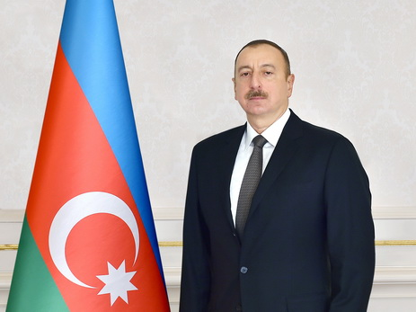 Президент Азербайджана поздравил президента Индонезии