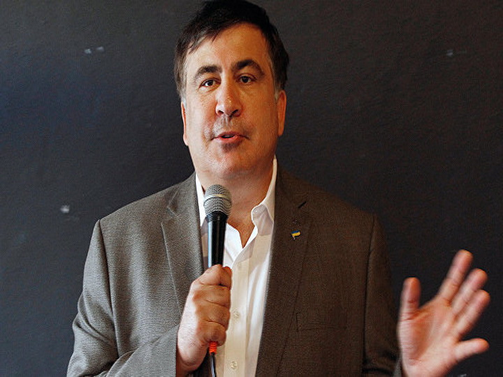 Саакашвили намерен добиваться возвращения украинского гражданства