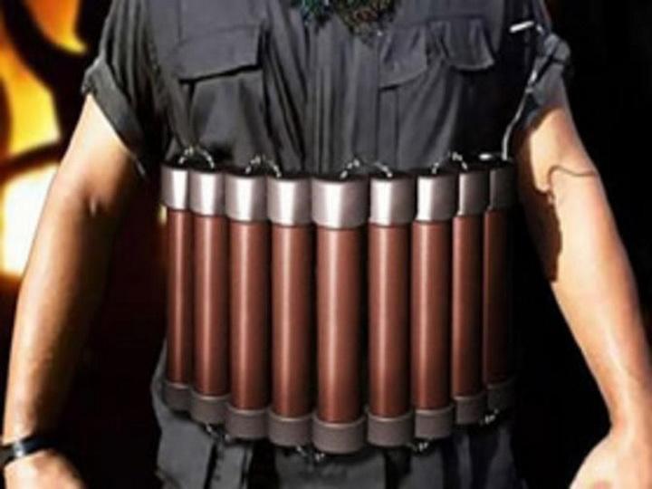 В секторе Газа террорист-смертник подорвался на границе с Египтом