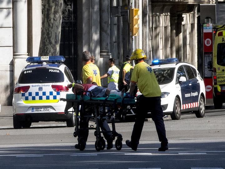 В результате теракта в Барселоне пострадали граждане 18 стран