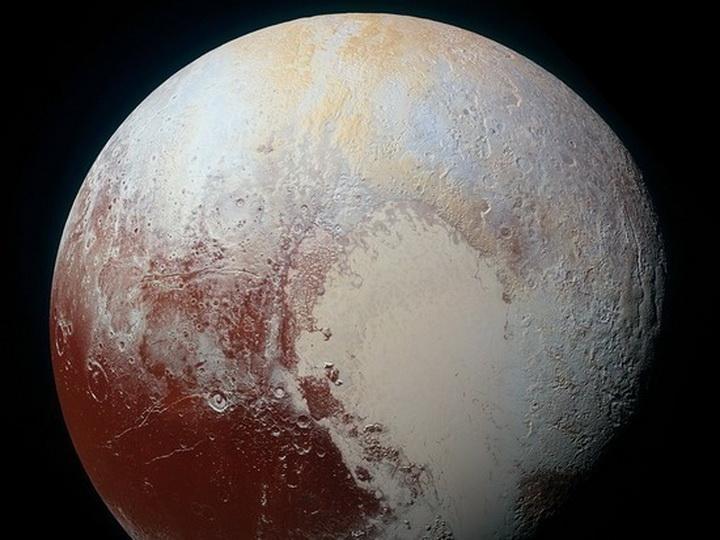 СМИ: NASA прокомментировало новости о гигантских улитках на Плутоне - ВИДЕО