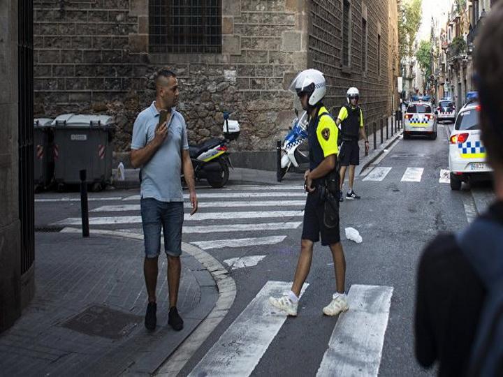 В результате теракта в Барселоне пострадал турист из Гонконга