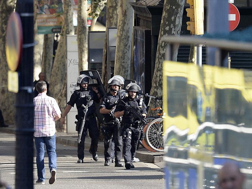 Число жертв теракта в Каталонии возросло до 15 человек
