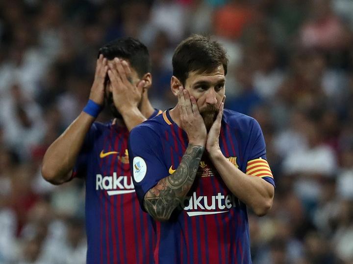 Лионель Месси выразил соболезнования жертвам теракта в Барселоне