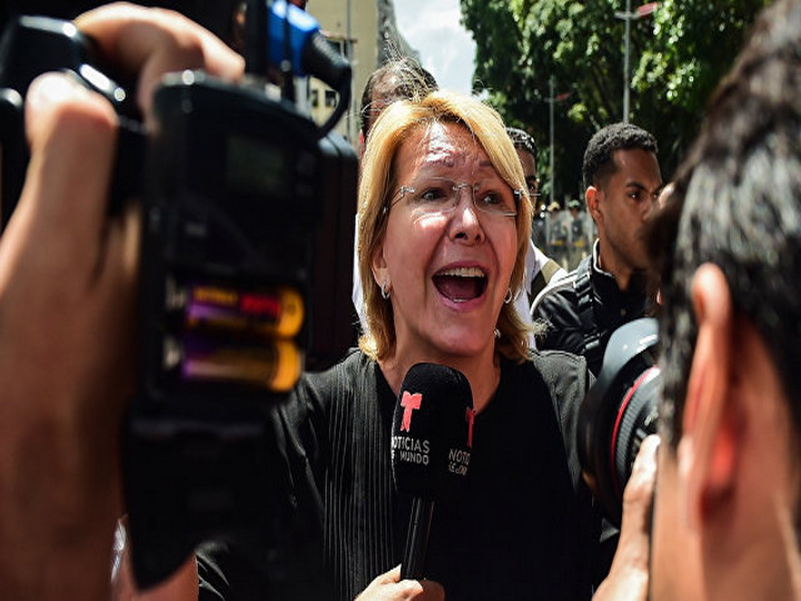 Экс-генпрокурор Венесуэлы обвинила Мадуро в коррупции