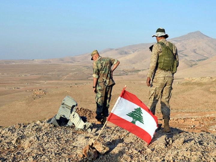 Армия Ливана объявила о начале наступления на позиции террористов ИГИЛ