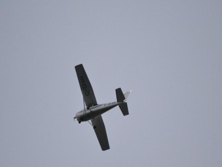 В Орегоне при крушении легкого самолета погибли два человека