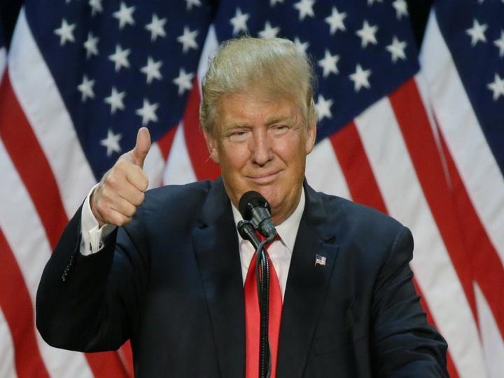 Трамп понадеялся на объединение США после акций протеста