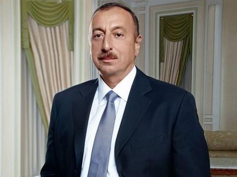 Ильхам Алиев принял участие в открытии Гядабейского лимонадного завода