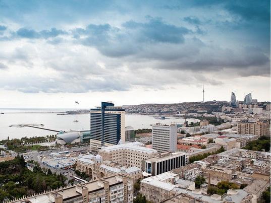Завтра в Баку и на Абшероне пасмурно, но без осадков