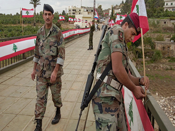 Ливанская армия уничтожила 12 опорных пунктов ИГИЛ на границе с Сирией