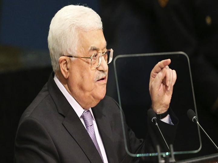 Аббас рассказал о неудачных попытках восстановить сотрудничество с Израилем