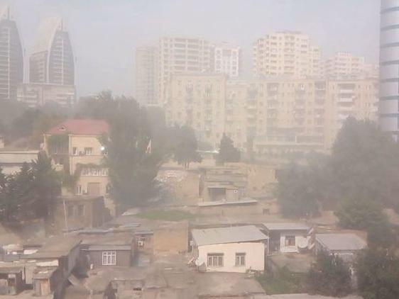 Департамент по окружающей среде Минэкологии в связи с пыльным туманом перешел на оперативный режим работы
