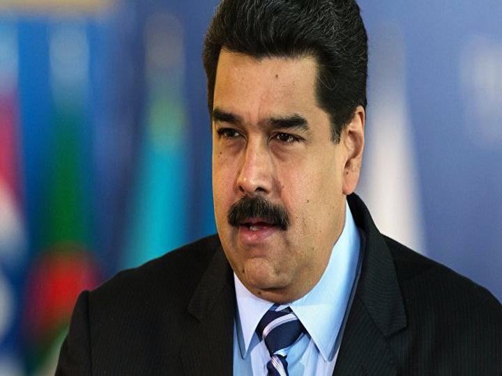 Мадуро попросил папу Римского помочь предотвратить вторжение США