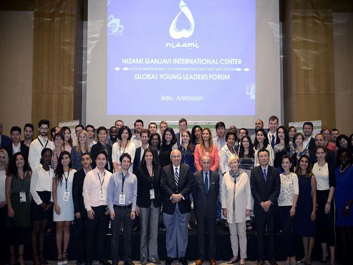 В Баку завершился Глобальный форум молодых лидеров
