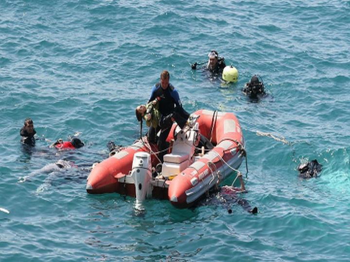 Число погибших при крушении судна в Бразилии увеличилось до десяти человек - ОБНОВЛЕНО