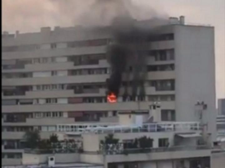 Четыре человека получили ранения после взрыва газа в одном из домов в Париже