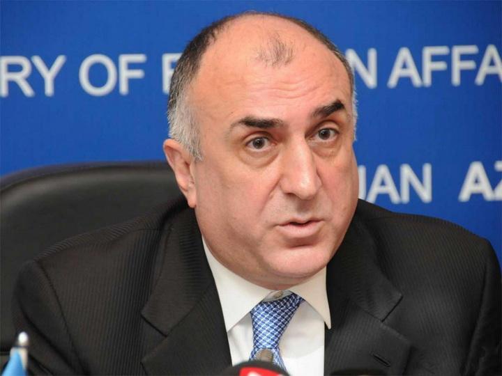 Эльмар Мамедъяров: Если Армения признает, что  подчеркнутые Хогландом принципы не являются новыми, то уже нужно приступить к субстантивным переговорам