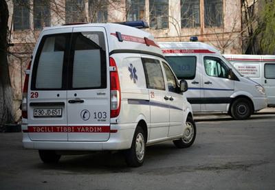 В Азербайджане мужчина упал с 60-метрового водопада, пытаясь сделать селфи - ВИДЕО