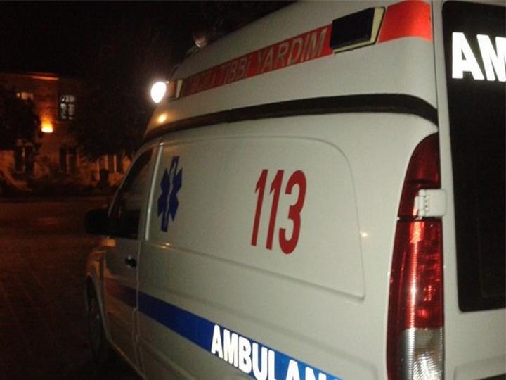 В Товузе автомобиль насмерть сбил двоих детей