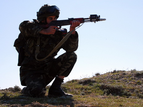 Подразделения ВС Армении нарушили режим прекращения огня 145 раз за сутки