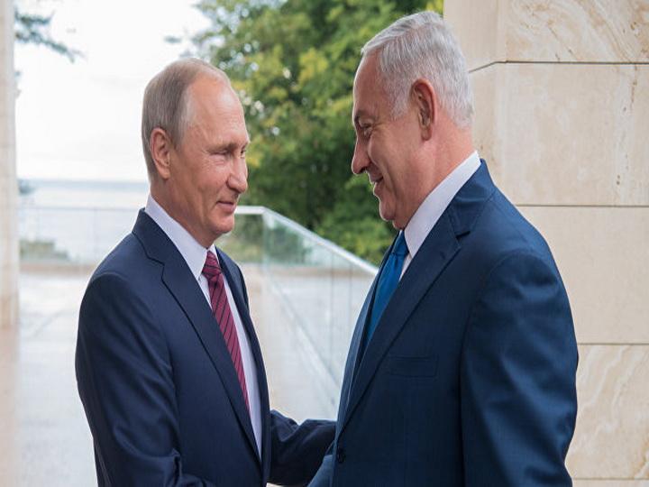 Премьер-министр Израиля отметил важность встреч с Путиным