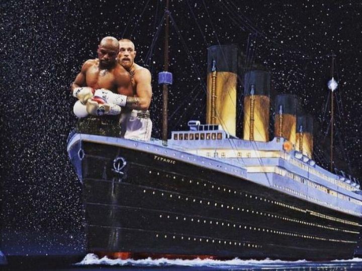 «Титаник» или «Губка Боб»? Как обсуждали бой Мейвезера и Макгрегора