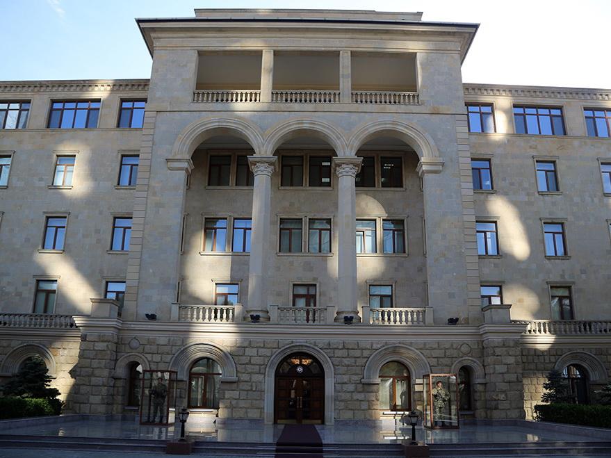 На оружейном складе воинской части Минобороны Азербайджана произошел пожар