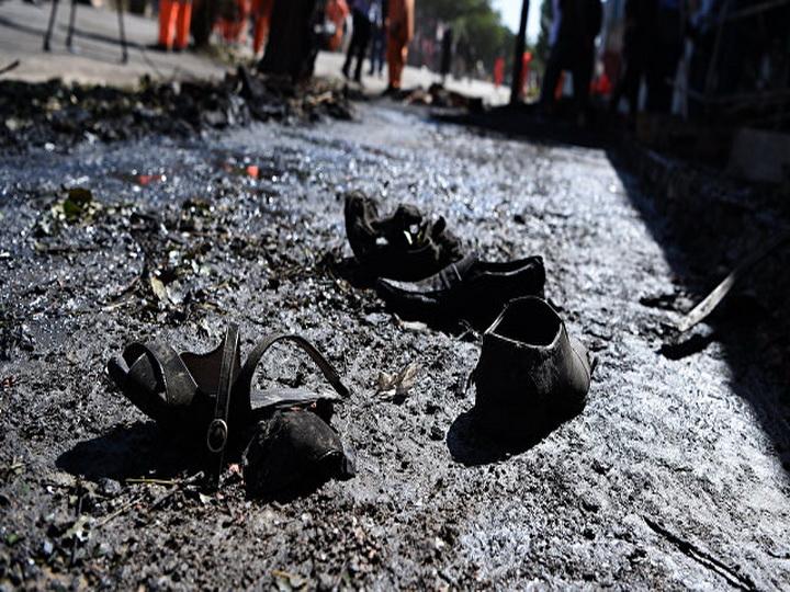 На юге Афганистана при подрыве смертника погибли 10 человек