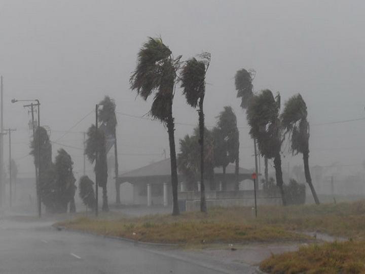 В Техасе при пожаре после урагана «Харви» погиб человек