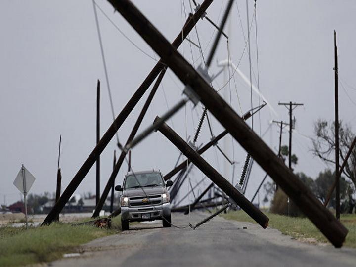 В Техасе три компании остановили работу нефтеперерабатывающих заводов