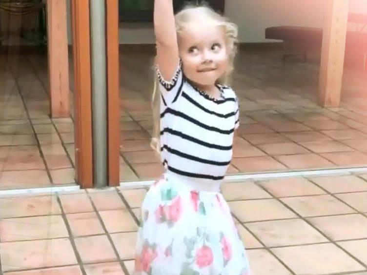 Дочка Галкина и Пугачевой покорила Сеть своим танцем – ВИДЕО