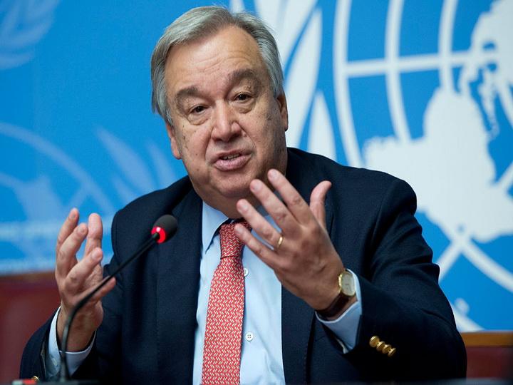 Генсек ООН призвал стороны конфликта на востоке Украины соблюдать перемирие