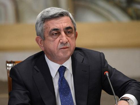 Саргсян: Осенью Армения подпишет с Евросоюзом Соглашение о всеобъемлющем и расширенном партнерстве