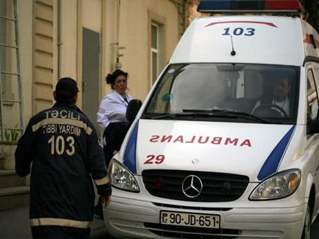 В Баку женщина совершила акт самосожжения