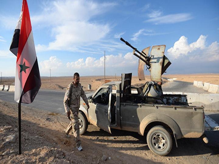 В Сирии в боях с ИГИЛ погибли семь сирийских солдат и 11 бойцов «Хезболлы»