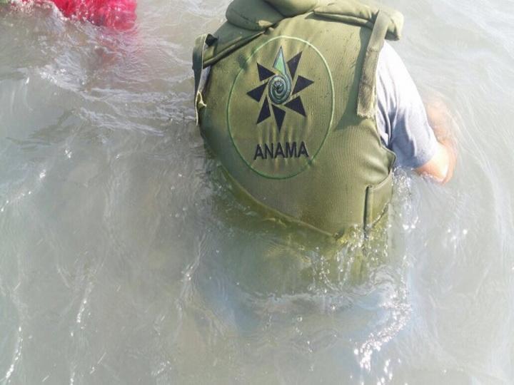 В Хызы обнаружено 119 неразорвавшихся и 227 фрагментов разорвавшихся боеприпасов - ФОТО