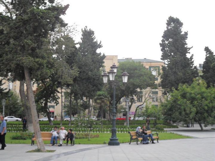 Бесплатный Wi-Fi стал доступным еще в двух парках Баку
