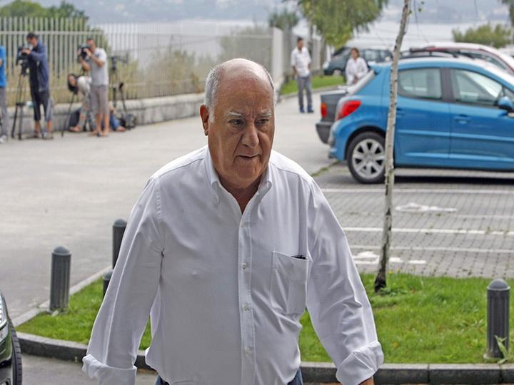 Амансио Ортега стал самым богатым человеком в мире по версии Forbes
