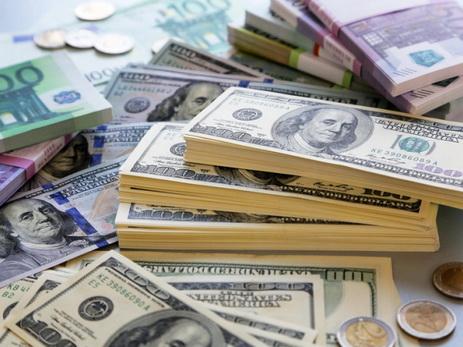 Средневзвешенный курс маната не изменился к доллару США