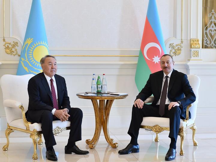 Глава Казахстана поздравил Президента Азербайджана