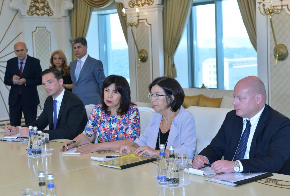 Обсуждены вопросы дальнейшего углубления сотрудничества между Азербайджаном и ПА ОБСЕ — ФОТО
