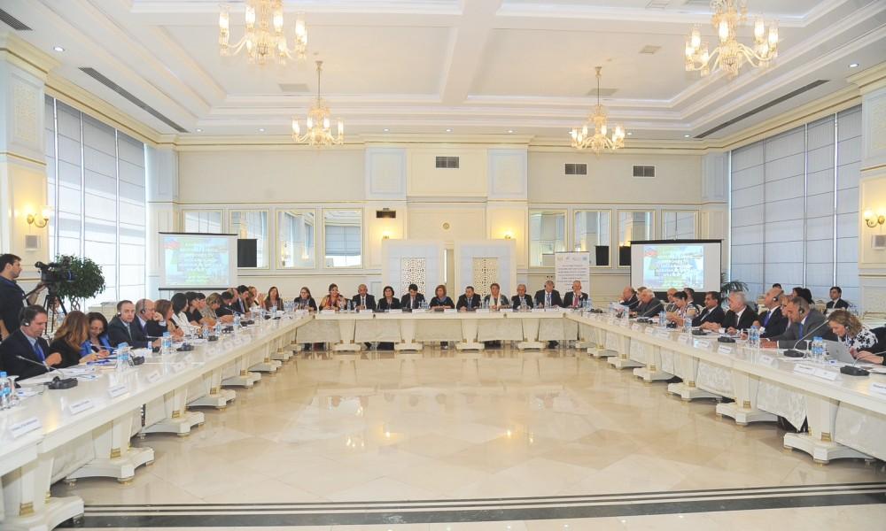 Гулам Исхагзаи: Усилия Президента Азербайджана для устойчивого развития заслуживают одобрения — ФОТО