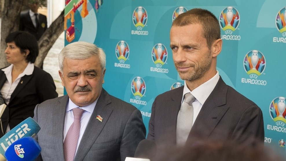 Финал Лиги Европы-2019 в Баку! О том, почему это грандиозный успех и причина для гордости — ФОТО — ВИДЕО