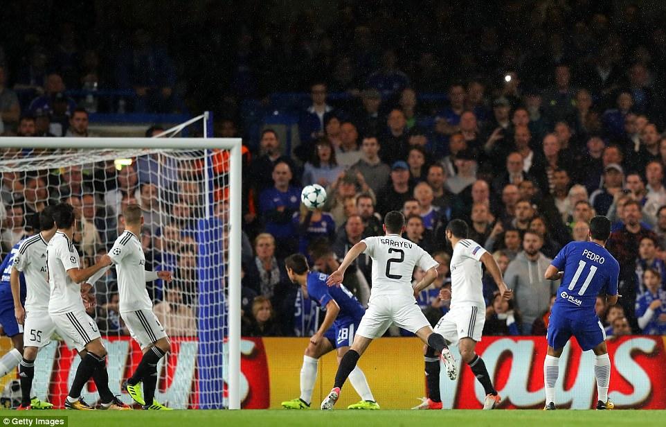 УЕФА о поражении «Карабаха»: «Челси» не щадит дебютантов