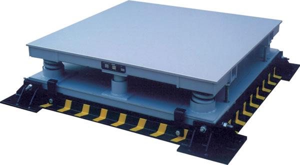 Промышленные весы  c электронной платформой