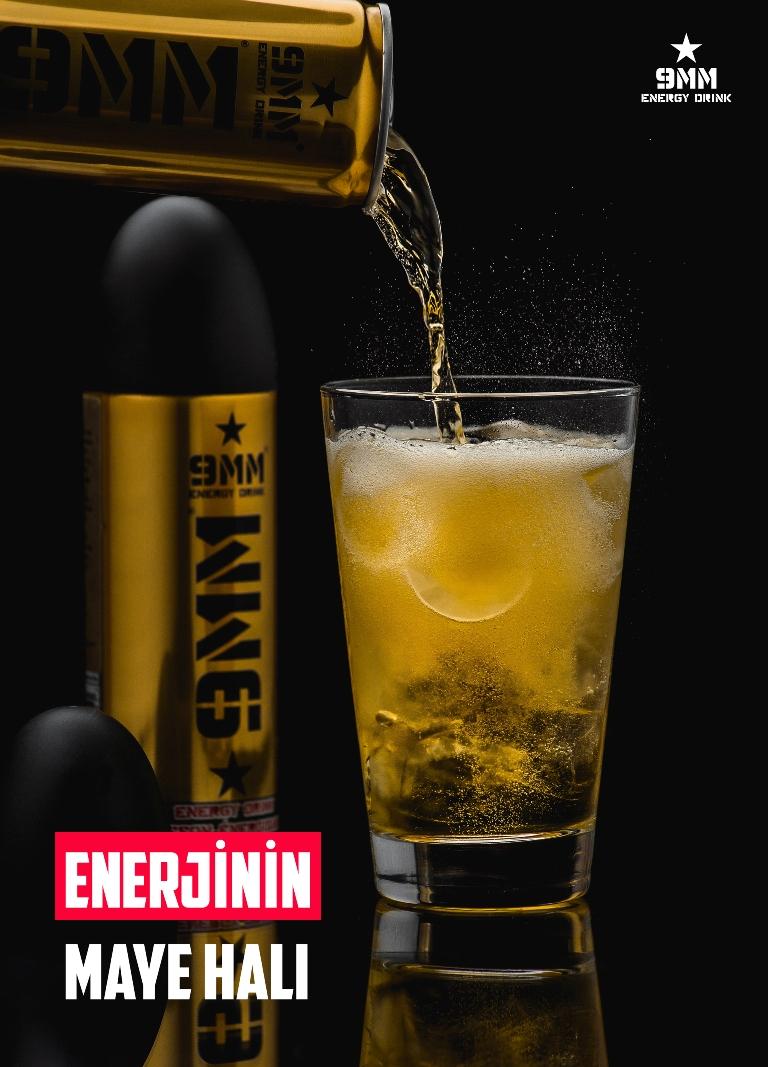 Мири Юсиф в креативном рекламном ролике энергетического напитка 9MM – ФОТО – ВИДЕО