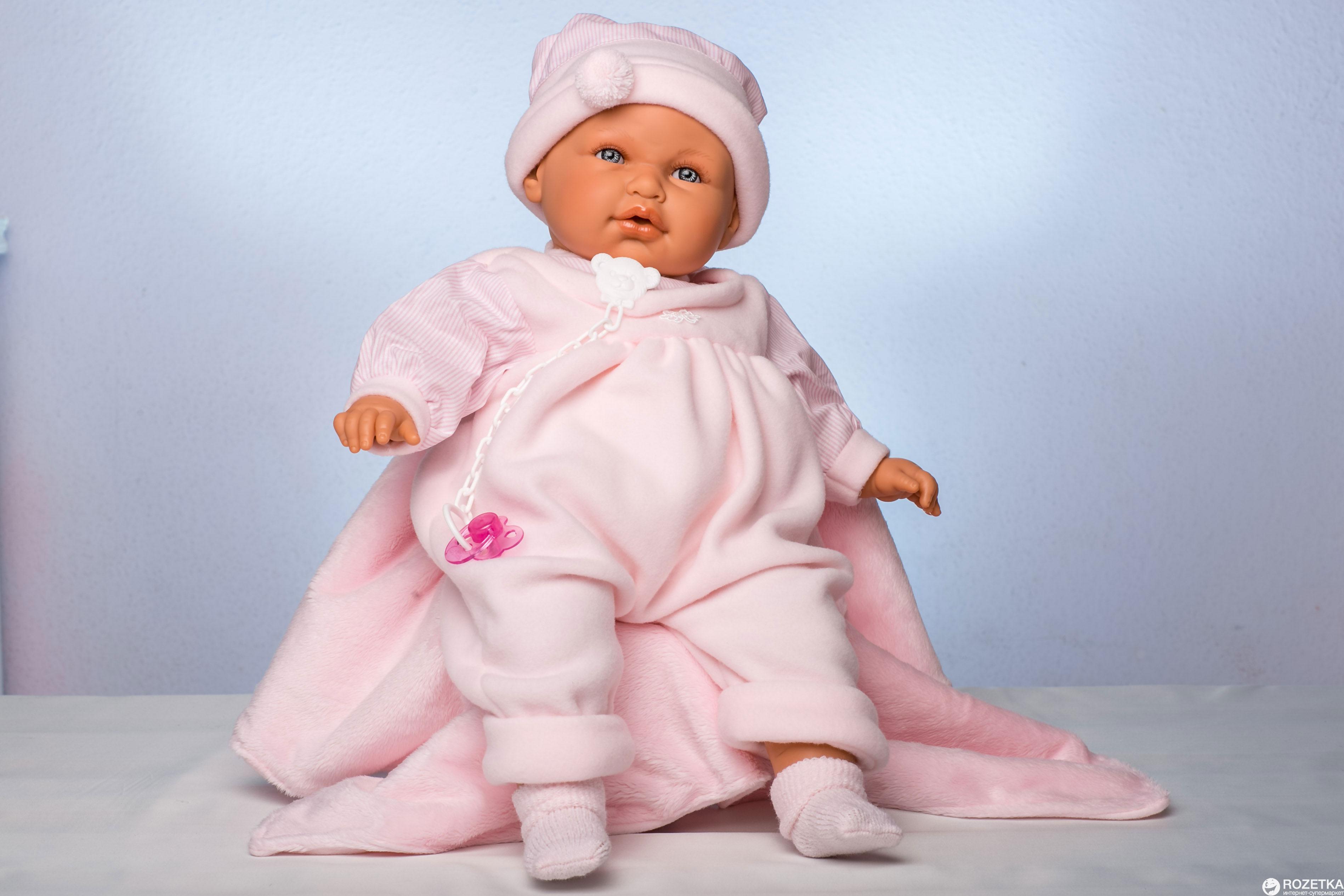 Кукла пупс  — необходимая игрушка каждому малышу
