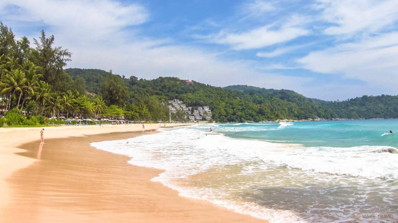 Лучшие пляжа Пхукета: отзывы о Ката Ной
